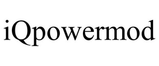mark for IQPOWERMOD, trademark #85502796
