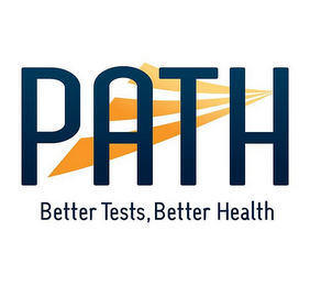 mark for PATH BETTER TESTS, BETTER HEALTH, trademark #85502853