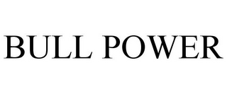 mark for BULL POWER, trademark #85503006
