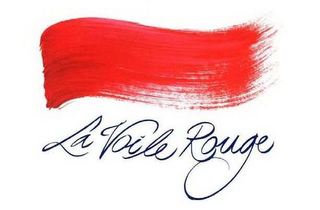 mark for LA VOILE ROUGE, trademark #85503113