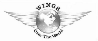 mark for WINGS OVER THE WORLD., trademark #85503232