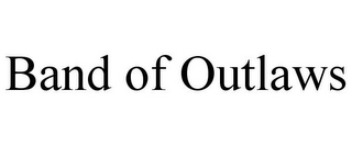 mark for BAND OF OUTLAWS, trademark #85503469