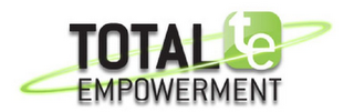 mark for TOTAL EMPOWERMENT TE, trademark #85503652