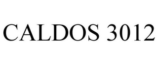 mark for CALDOS 3012, trademark #85503855