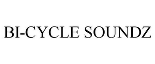 mark for BI-CYCLE SOUNDZ, trademark #85504845