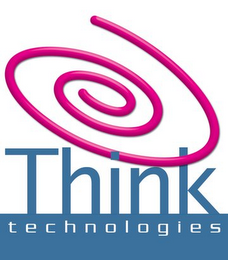 mark for THINK TECHNOLOGIES, trademark #85505059