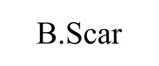 mark for B.SCAR, trademark #85505236