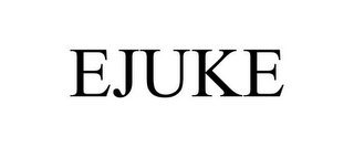 mark for EJUKE, trademark #85505278