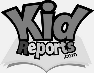 mark for KID REPORTS .COM, trademark #85506070