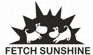 mark for FETCH SUNSHINE, trademark #85506658