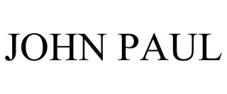 mark for JOHN PAUL, trademark #85506797