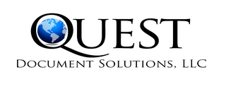 mark for QUEST DOCUMENT SOLUTIONS, LLC, trademark #85507311