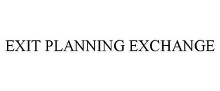 mark for EXIT PLANNING EXCHANGE, trademark #85507333
