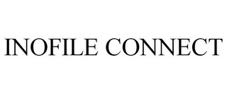 mark for INOFILE CONNECT, trademark #85507643