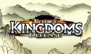 mark for THREE KINGDOMS DEFENSE, trademark #85507707