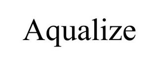 mark for AQUALIZE, trademark #85507708