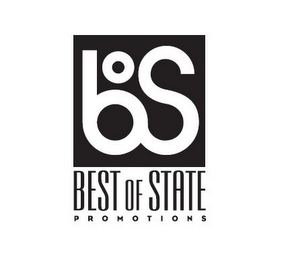 mark for BOS BEST OF STATE PROMOTIONS, trademark #85507927