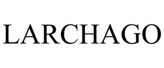mark for LARCHAGO, trademark #85508245