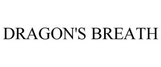 mark for DRAGON'S BREATH, trademark #85508519