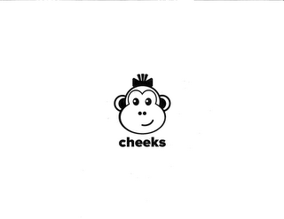 mark for CHEEKS, trademark #85508774