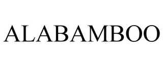 mark for ALABAMBOO, trademark #85508877