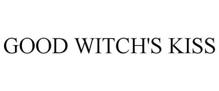 mark for GOOD WITCH'S KISS, trademark #85509135
