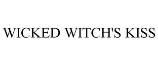mark for WICKED WITCH'S KISS, trademark #85509148