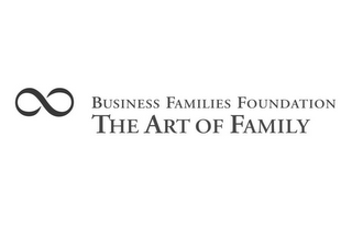 mark for BUSINESS FAMILIES FOUNDATION THE ART OF FAMILY, trademark #85509252