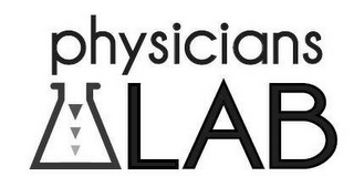 mark for PHYSICIANS LAB, trademark #85509639