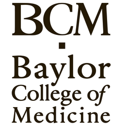 mark for BCM BAYLOR COLLEGE OF MEDICINE, trademark #85509738