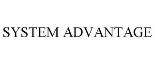 mark for SYSTEM ADVANTAGE, trademark #85510229