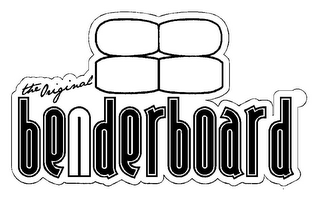 mark for THE ORIGINAL BENDERBOARD, trademark #85510239