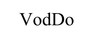 mark for VODDO, trademark #85510284