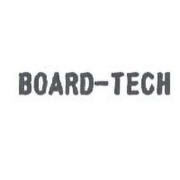 mark for BOARD-TECH, trademark #85510560