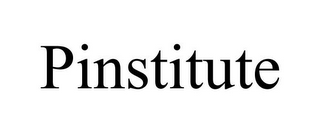 mark for PINSTITUTE, trademark #85511230