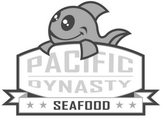 mark for PACIFIC DYNASTY SEAFOOD, trademark #85511562