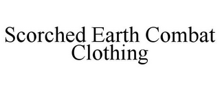 mark for SCORCHED EARTH COMBAT CLOTHING, trademark #85511583