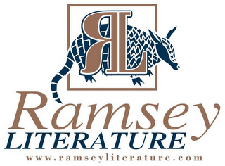 mark for R L RAMSEY LITERATURE WWW.RAMSEYLITERATURE.COM, trademark #85512090