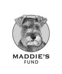 mark for MADDIE'S FUND, trademark #85512710