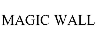 mark for MAGIC WALL, trademark #85512884