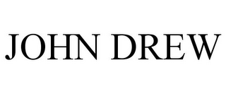 mark for JOHN DREW, trademark #85513253