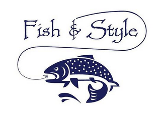 mark for FISH & STYLE, trademark #85513468