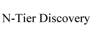 mark for N-TIER DISCOVERY, trademark #85513689