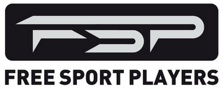 mark for FSP FREE SPORT PLAYERS, trademark #85513978