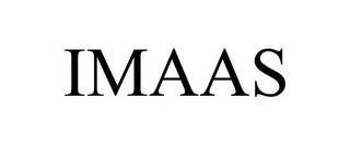 mark for IMAAS, trademark #85514112