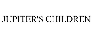 mark for JUPITER'S CHILDREN, trademark #85514151