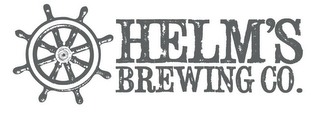 mark for HELM'S BREWING CO., trademark #85514560