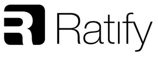 mark for R RATIFY, trademark #85514598