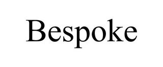 mark for BESPOKE, trademark #85514854