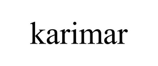 mark for KARIMAR, trademark #85515058
